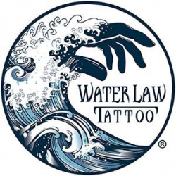 Logo Linea Cosmetica Water Law Tattoo